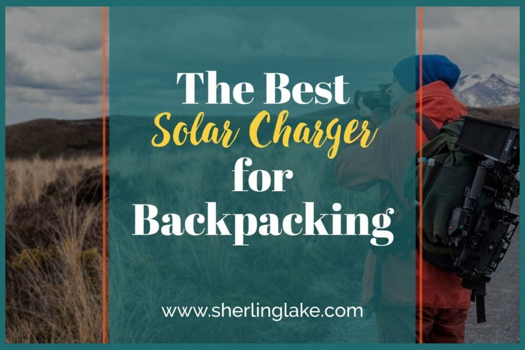 Best Solar Charger for Backpacking Cover