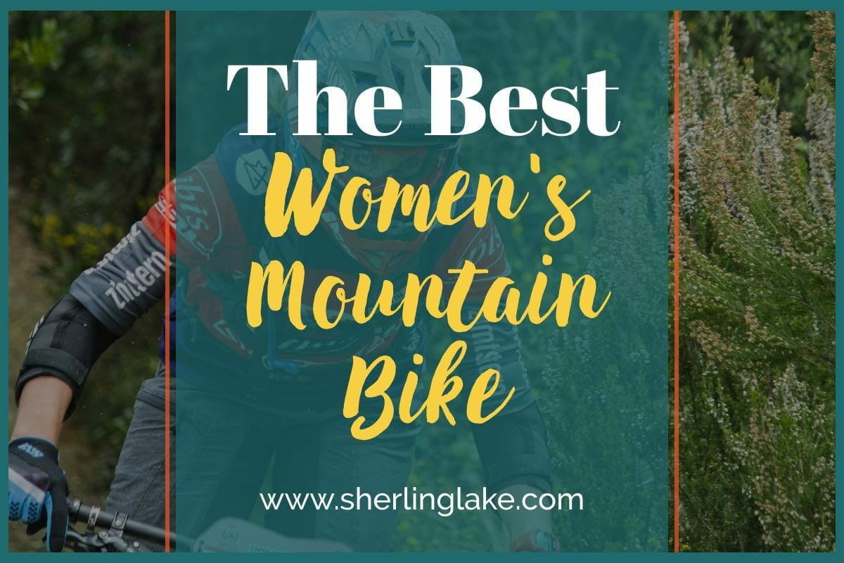 Best Women's Mountain Bike Cover