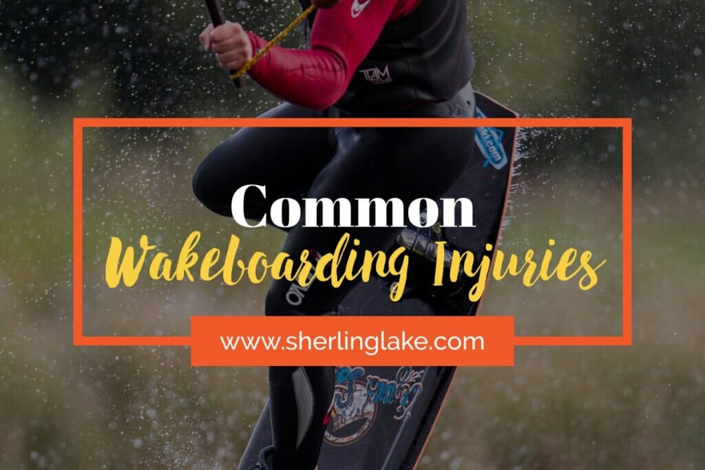 Common Wakeboarding Injuries Cover