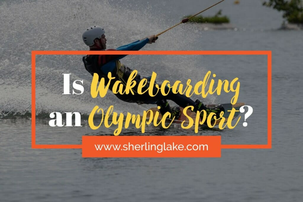 Is Wakeboarding an Olympic Sport Cover
