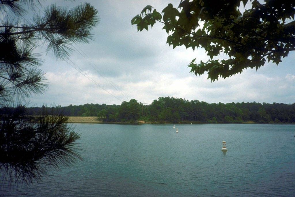 BEST WAKEBOARDING LAKES IN TEXAS: LAKE O' THE PINES