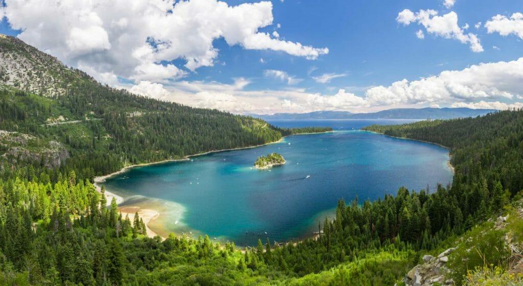 Best Wakeboarding Lakes in California: LAKE TAHOE
