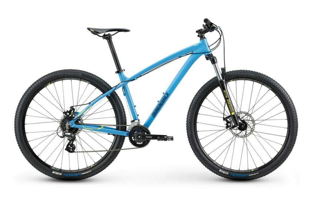 A picture showing the Overdrive 29er