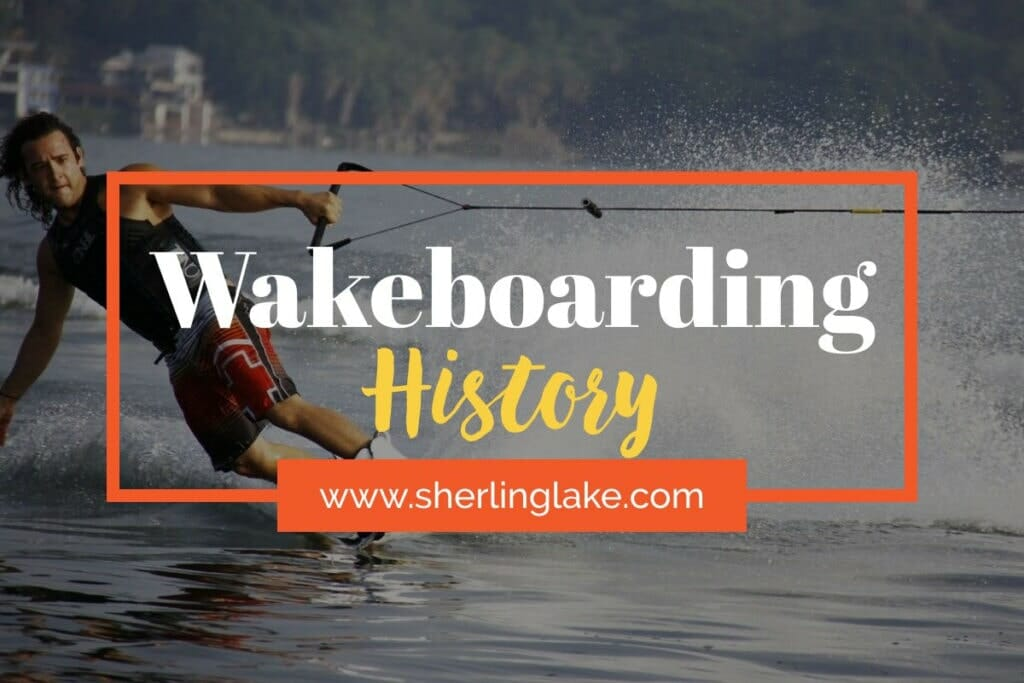 Wakeboarding History Cover